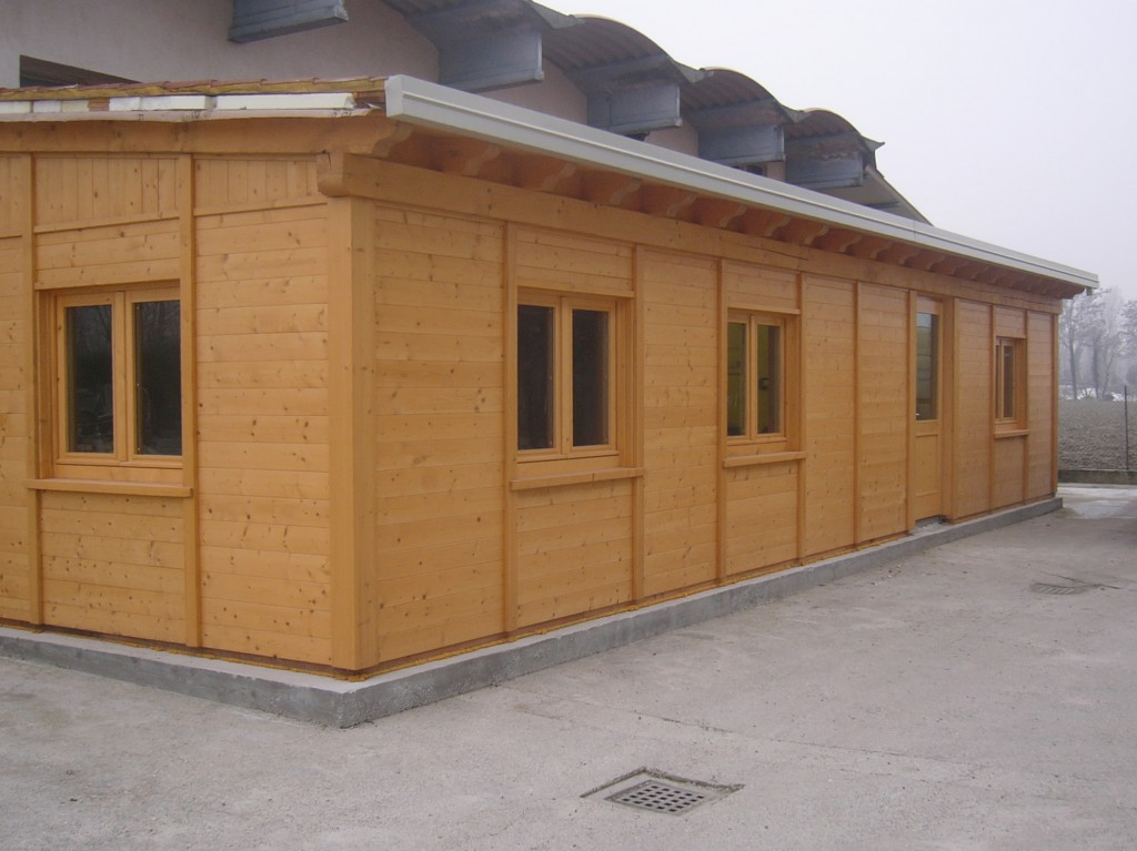 Casette in legno da giardino di alta qualit e costo for Costo casette in legno
